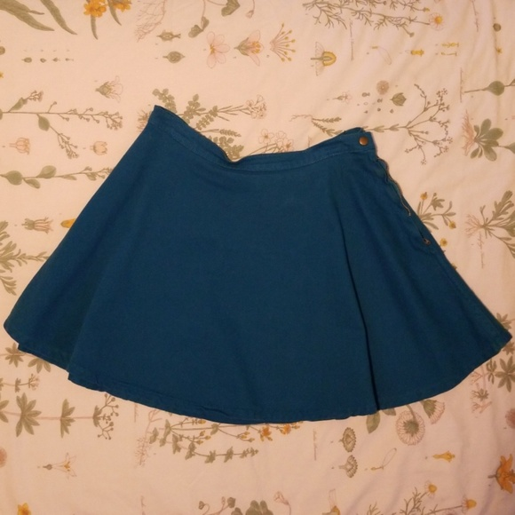 Dresses & Skirts - American Apparel circle skirt
